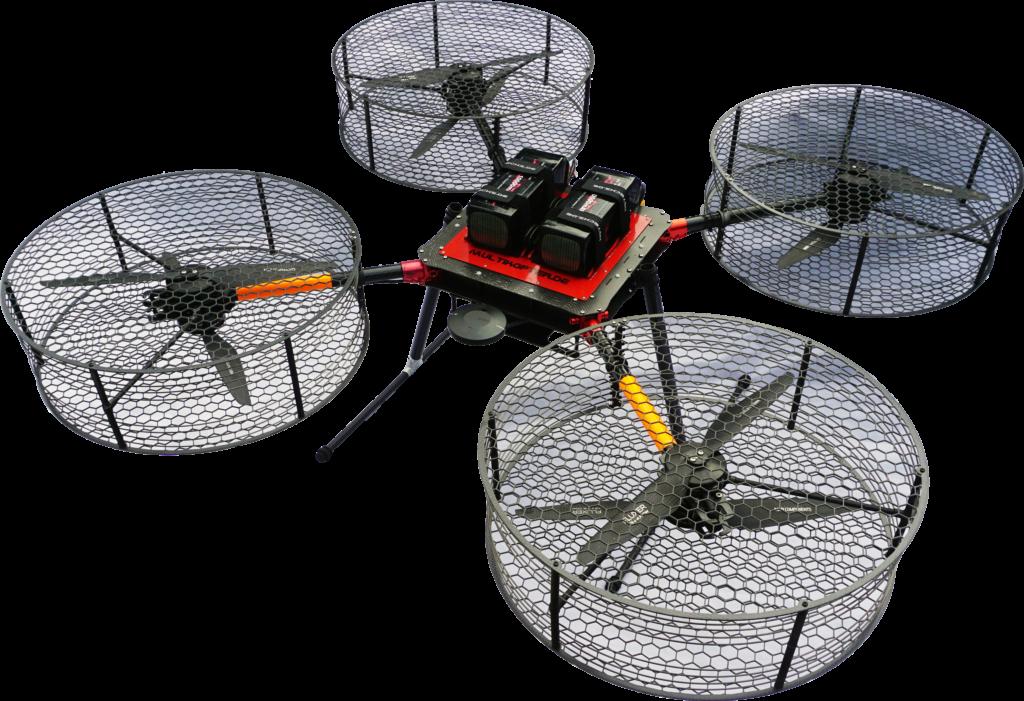 Drohne UAV Forschung