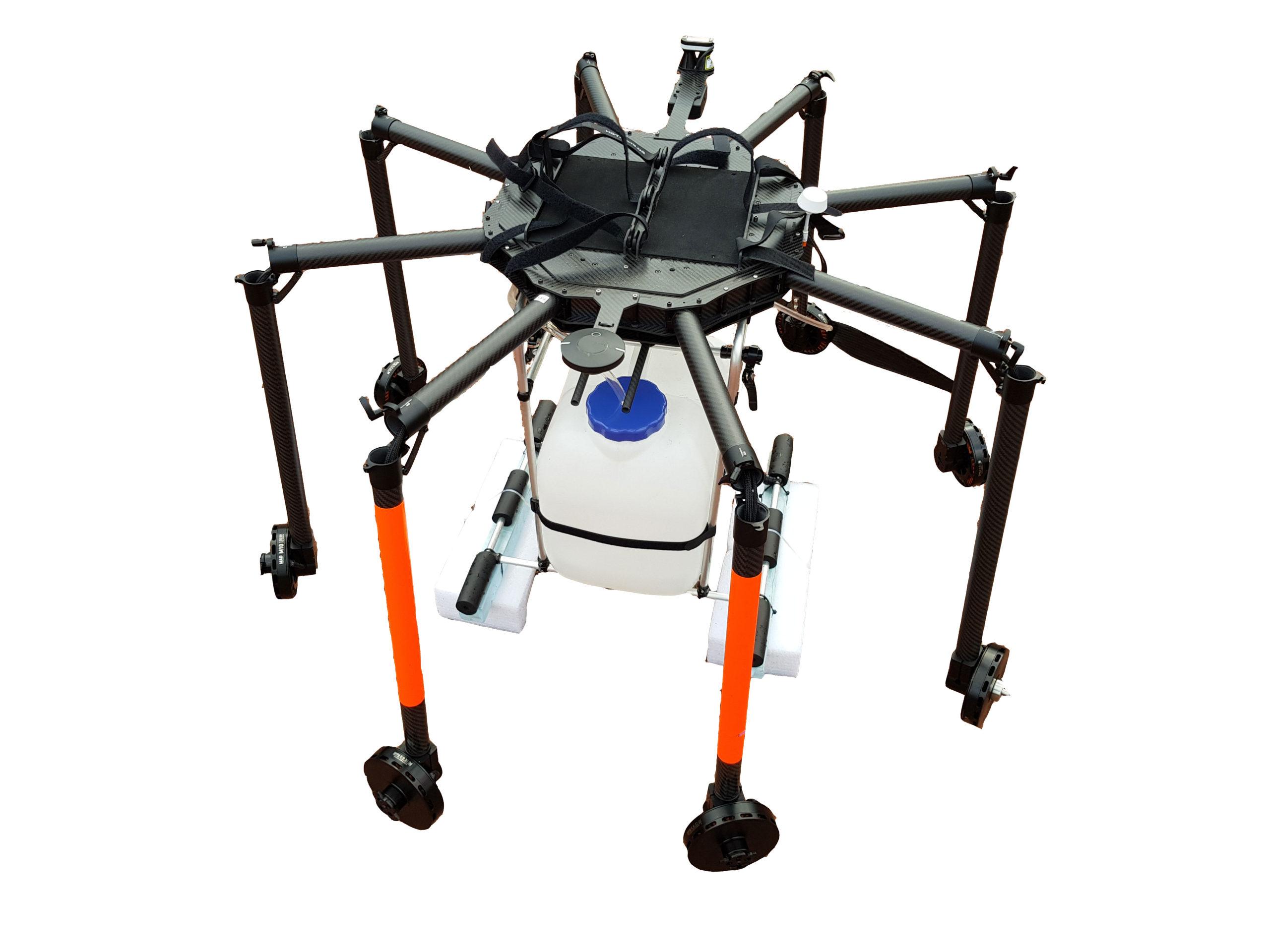 Sprühdrohne UAV für Landwirtschaft