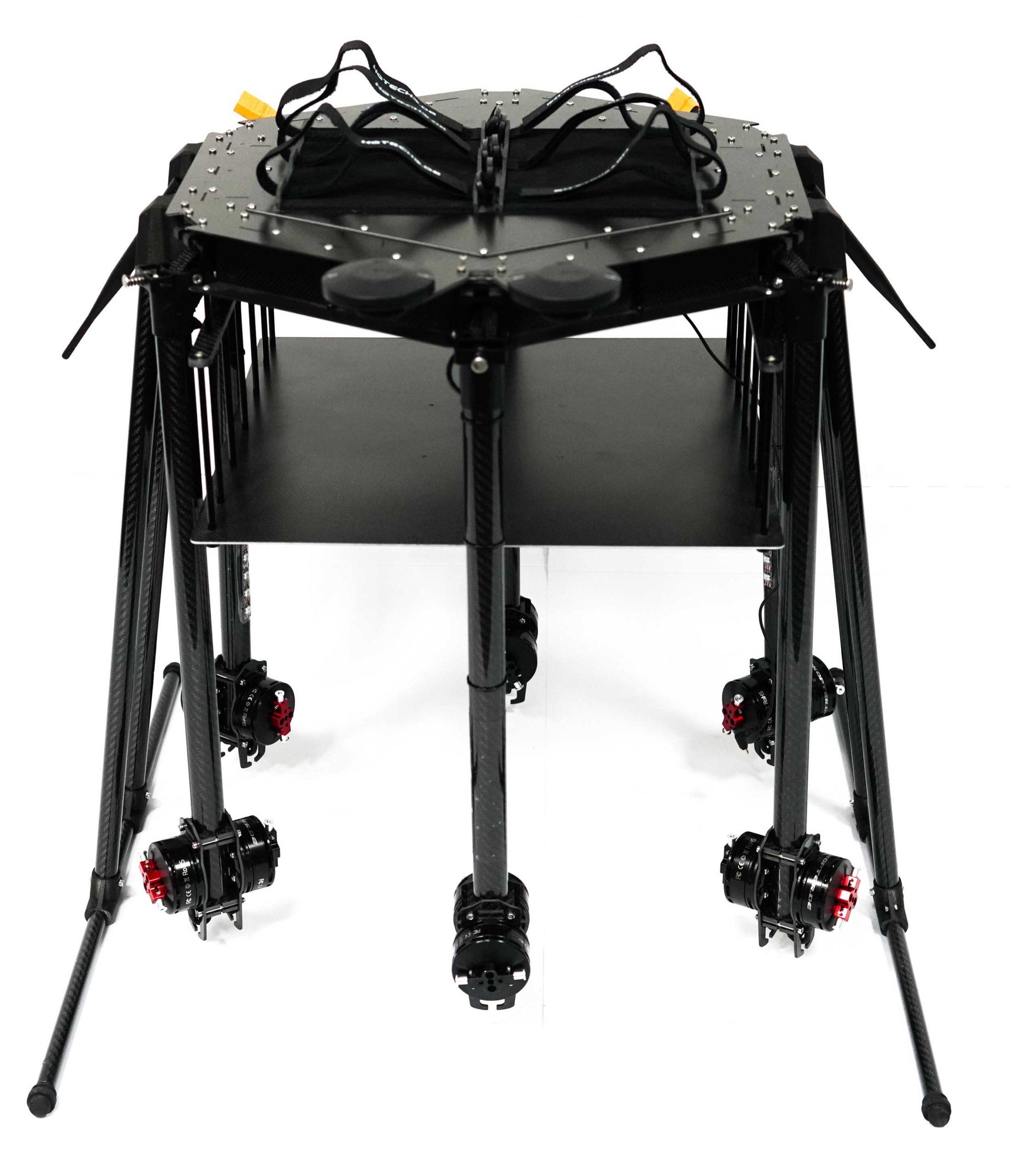 Drohne UAV für Schwerlast von Transport bis zu 7,5kg