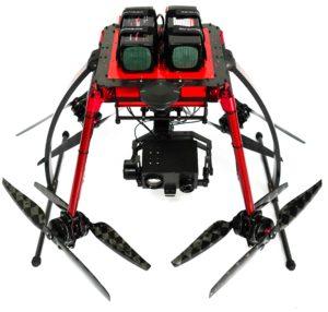Drohne UAV für unter 5kg