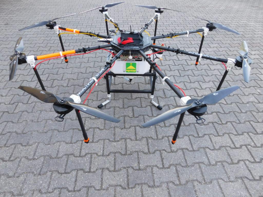 EVO-X8 Sprühdrohne